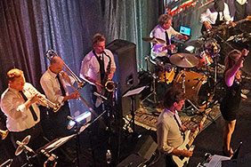 Corporate Big Band Hire Melbourne